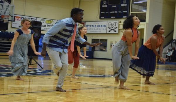 Dance Matters
